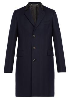 Paul Smith Wool-herringbone overcoat