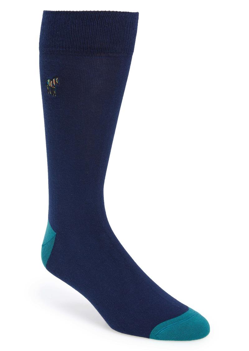 Paul Smith Zebra Socks