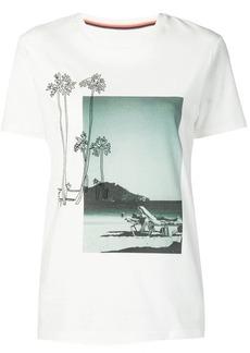 Paul Smith Paul's Photo print T-shirt