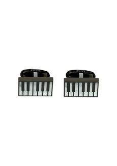 Paul Smith piano cufflinks