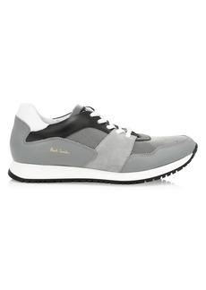 Paul Smith Pioneer Leather & Mesh Sneakers