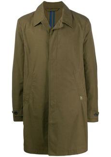 Paul Smith plain single-breasted coat
