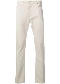 Paul Smith plain skinny trousers