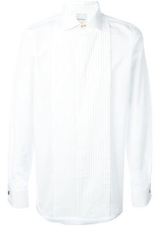 Paul Smith pleated front shirt