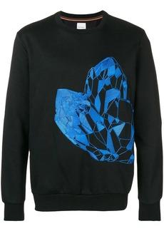 Paul Smith Precious Stones embroidered sweatshirt