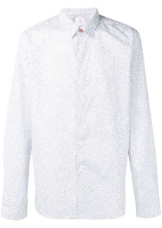Paul Smith printed button shirt