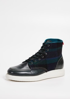 PS by Paul Smith Caplan Lace Up Boots