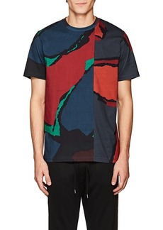PS by Paul Smith Men's Abstract-Print Cotton T-Shirt