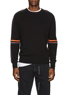 PS by Paul Smith Men's Striped Cotton Sweater