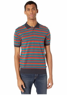 Paul Smith PS Knitted Trim Polo