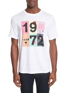 PS Paul Smith 1972 Graphic T-Shirt