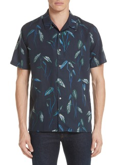 PS Paul Smith Botanical Print Shirt