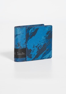 PS Paul Smith Camo Bifold Wallet