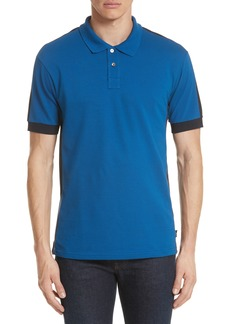 PS Paul Smith Colorblock Jersey Polo