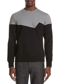 PS Paul Smith Colorblock Sweatshirt