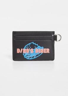PS Paul Smith Dino Card Case Wallet