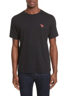 PS Paul Smith Embroidered Zebra T-Shirt