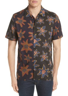PS Paul Smith Floral Print Shirt