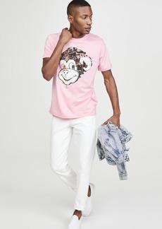 PS Paul Smith Graffiti Monkey T-Shirt