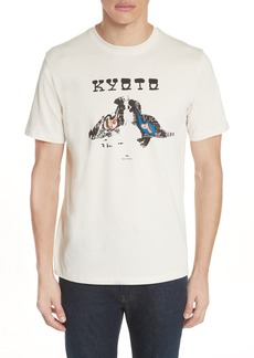 PS Paul Smith Kyoto Graphic T-Shirt