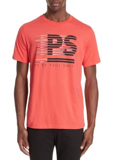 PS Paul Smith Logo Graphic T-Shirt