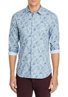 PS Paul Smith Long Sleeve Slim Fit Button Down Shirt