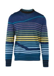 PS Paul Smith Merino Wool Crewneck Sweater