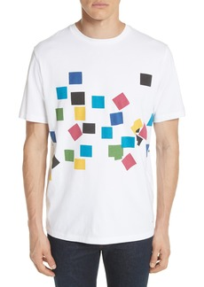 PS Paul Smith Mini Cube Print T-Shirt