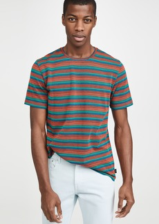 PS Paul Smith Multi Stripe Tee Shirt