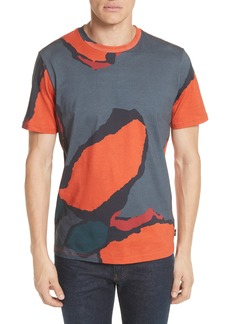 PS Paul Smith Multicolor Print T-Shirt