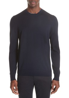 PS Paul Smith Multistripe Crewneck Sweater