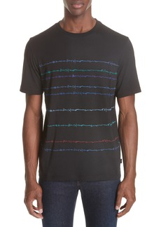 PS Paul Smith Noise Print T-Shirt