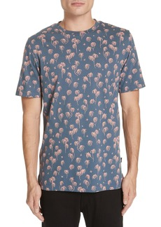 PS Paul Smith Palm Print T-Shirt