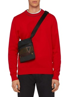 PS Paul Smith Ribbed Trim Sweater