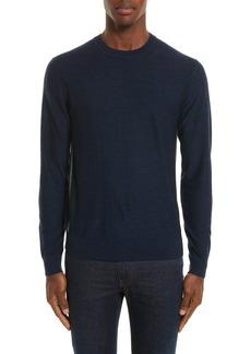 PS Paul Smith Side Stripe Merino Wool Sweater