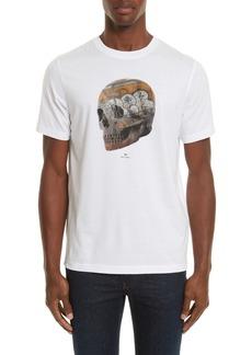 PS Paul Smith Skull Graphic T-Shirt