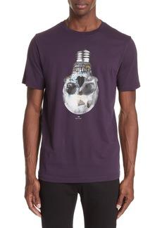 PS Paul Smith Skull Light Graphic T-Shirt
