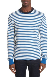 PS Paul Smith Stripe Crewneck Sweatshirt