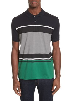 PS Paul Smith Stripe Jersey Polo