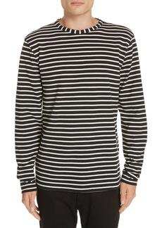 PS Paul Smith Stripe Long Sleeve T-Shirt