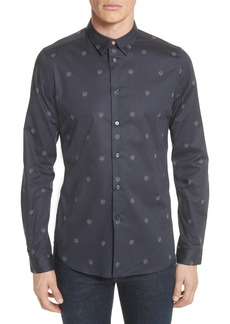 PS Paul Smith Sun Print Woven Shirt