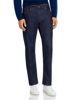 PS Paul Smith Tapered Fit Jeans in Blue Gray