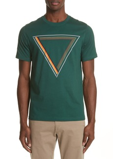 PS Paul Smith Triangle Graphic T-Shirt