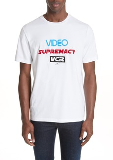 PS Paul Smith Video Supremacy Graphic T-Shirt