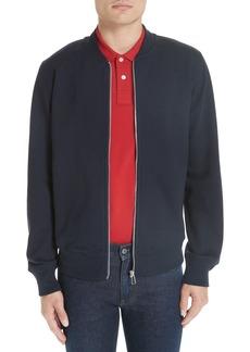 PS Paul Smith Zip Knit Bomber Jacket