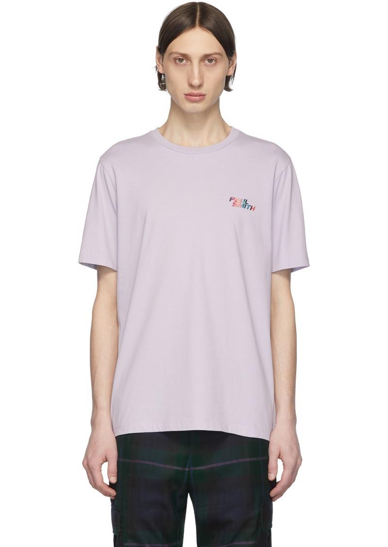 Paul Smith Purple Gents T-Shirt