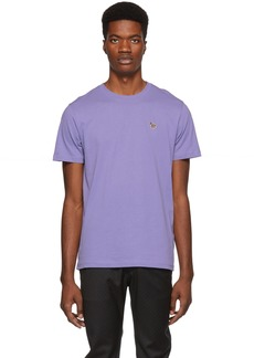 Paul Smith Purple Zebra T-Shirt