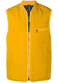 Paul Smith quilted gilet