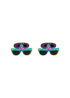 Paul Smith rainbow sunglasses cufflinks