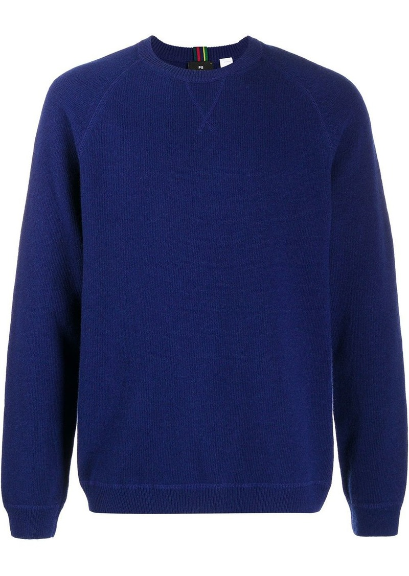 Paul Smith relaxed-fit crew-neck jumper